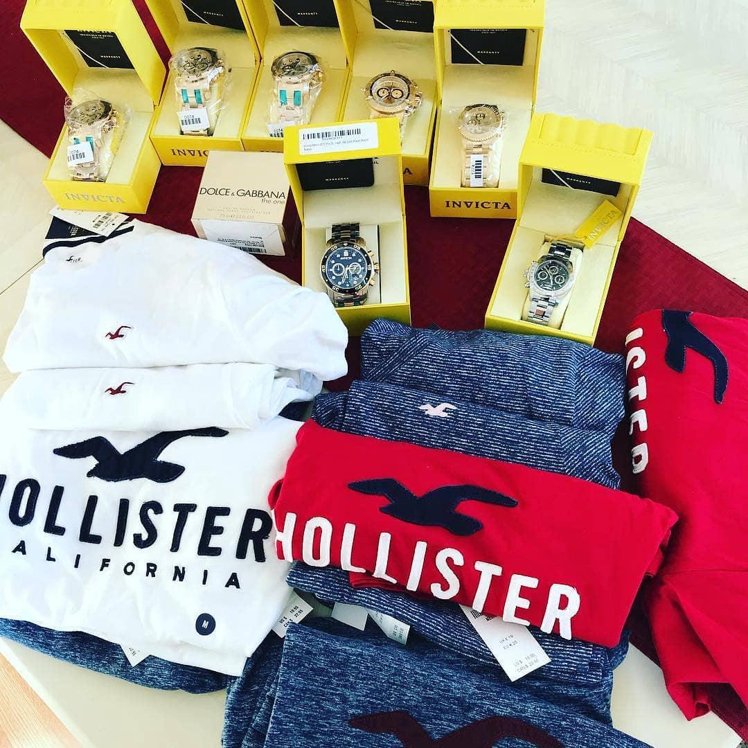 fornecedores de roupas sucesso
