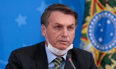 Bolsonaro na luta contra Covid