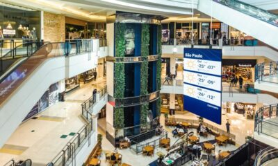 BR Malls reabre shoppings centers