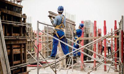 Vagas Construção Civil