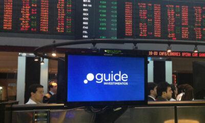 Guide Investimentos divulgou a carteira recomendada