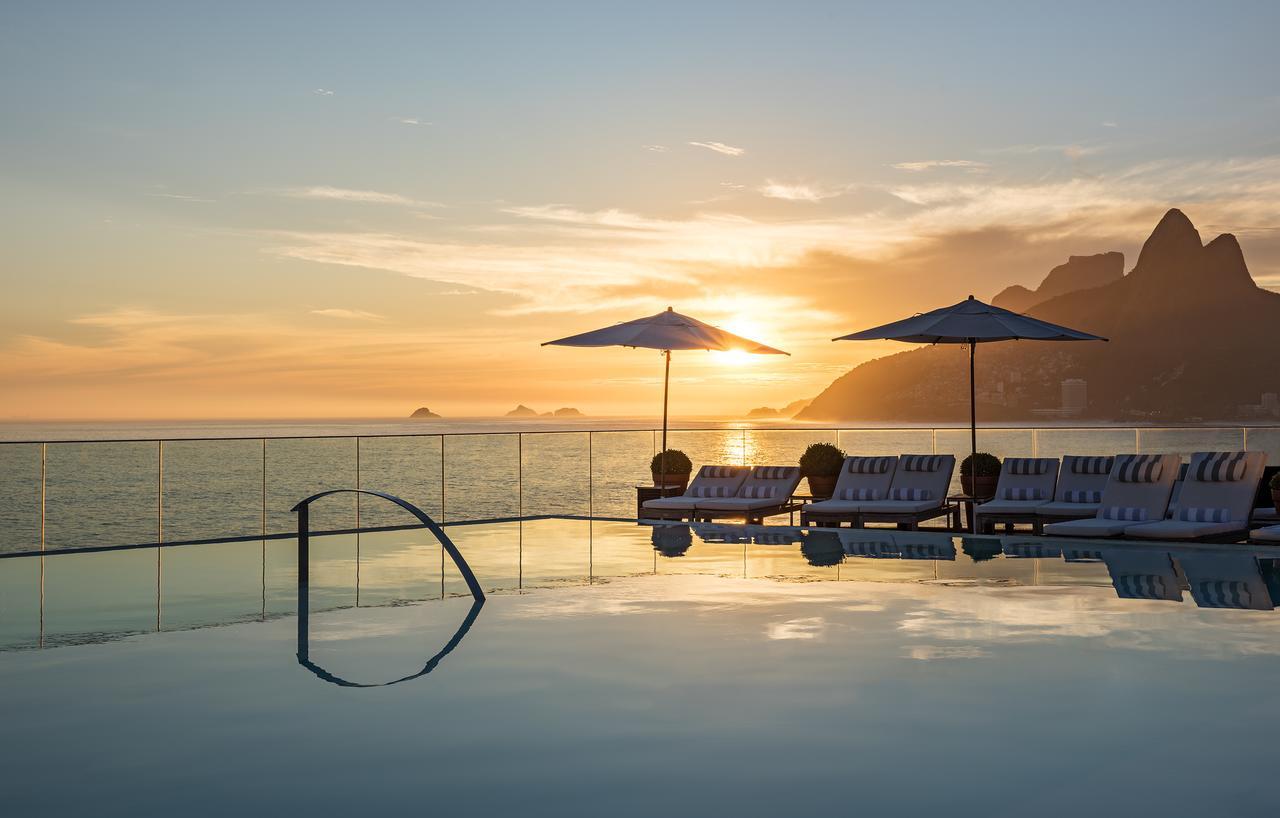 Hotel Fasano Rio de Janeiro reabre