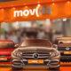 Ações recomendadas da MOVI3