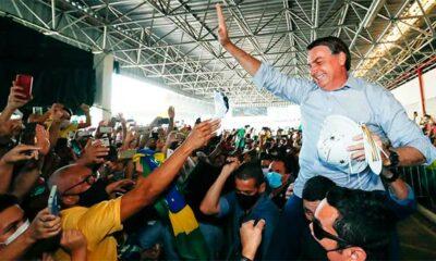 Bolsonaro em Sergipe