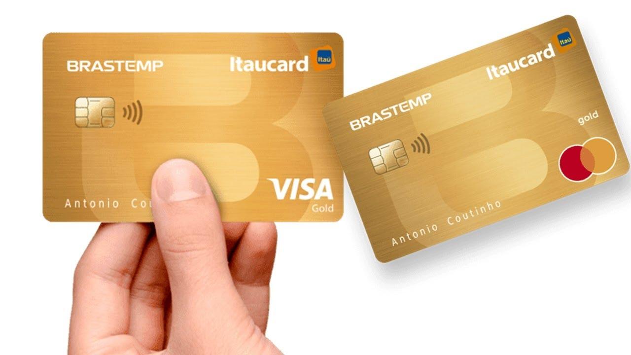 Cartão Brastemp Itaú