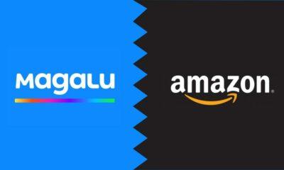 Amazon e Magalu