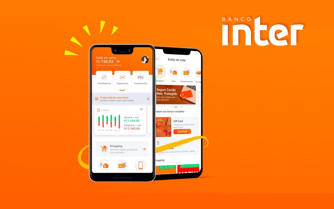 Super app Banco Inter