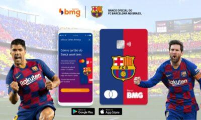 Cartão BMG Barcelona