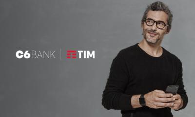 C6 Bank e TIM