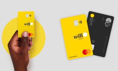 Cartão de crédito Will Bank