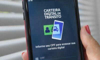 CDT - Carteira Digital de Trânsito
