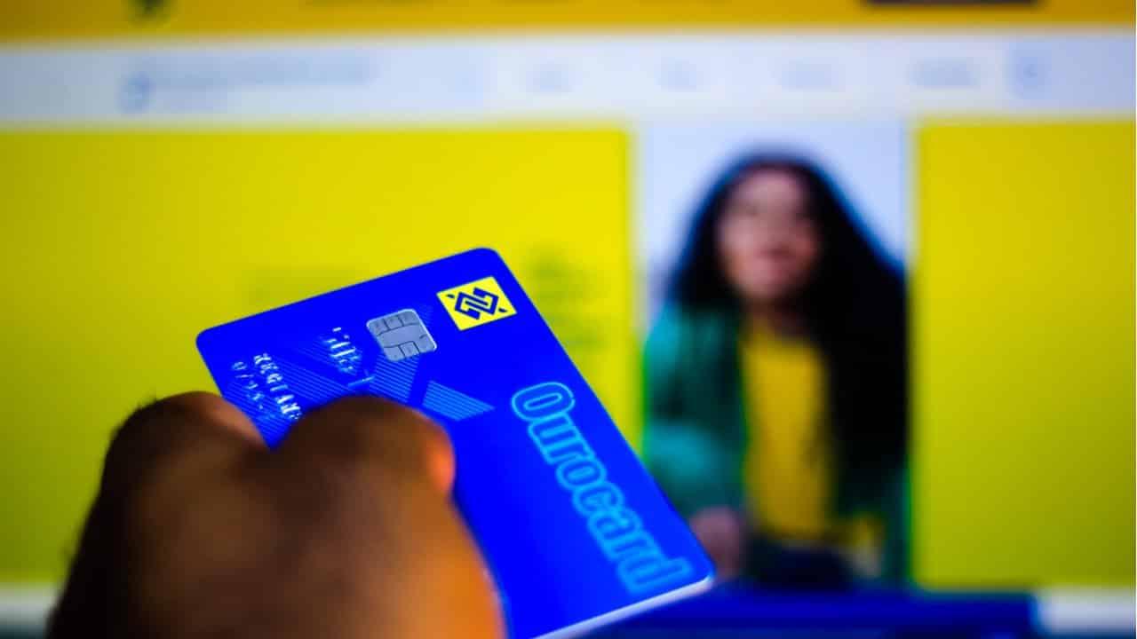 Cartão Ourocard Banco do Brasil