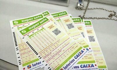 Super Sete Loterias Caixa