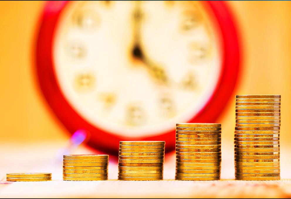 Investimentos com juros compostos