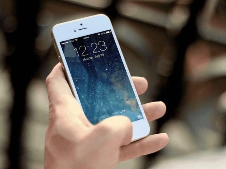 Empréstimo com celular de garantia