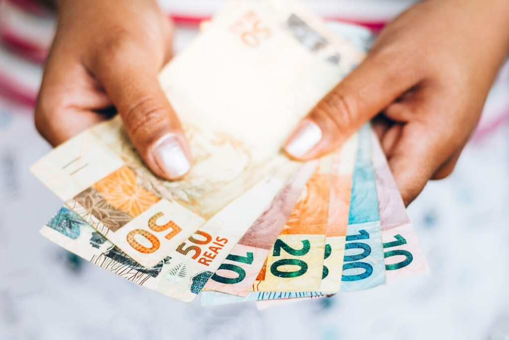 Dinheiro - Real - Moeda