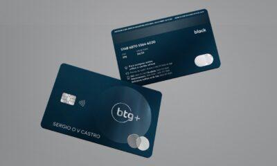 Cartão BTG+
