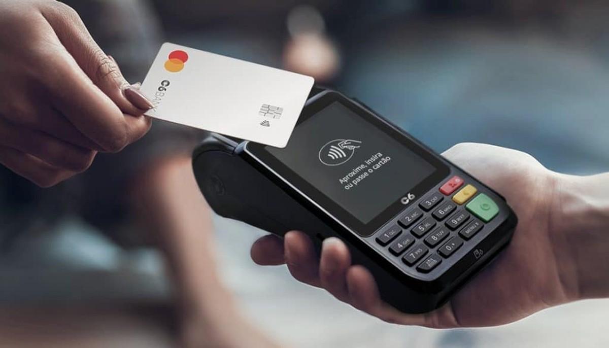 Cartão de crédito MEI C6 Bank