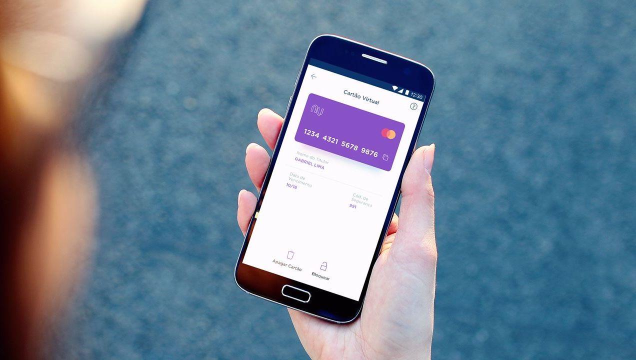 Nubank: aprenda a transformar seu cartão de débito em crédito aqui