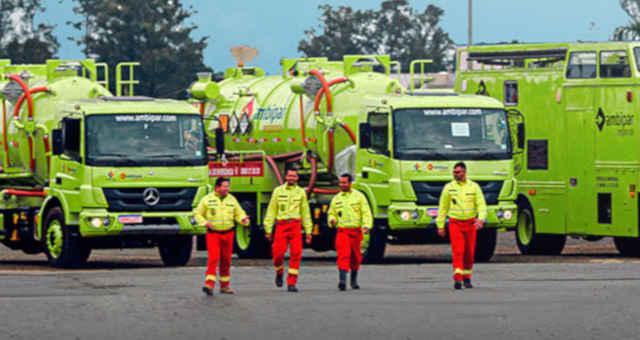Ambipar anuncia pagamento de dividendos aos acionistas