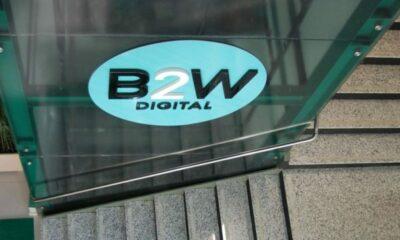 B2W reporta lucro líquido de R$163,3 mi no 1º tri de 2021, alta de 51,5%