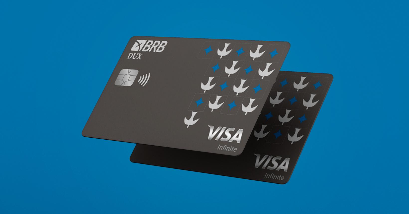 Cartão BRB Dux Visa