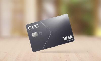 Cartão CVC