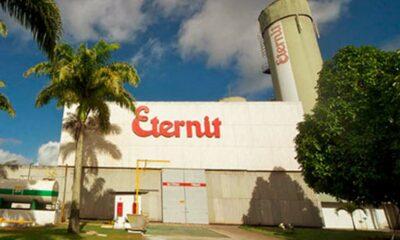 Eternit reporta lucro líquido de R$58,4 mi no 1º tri de 2021, e reverte prejuízo