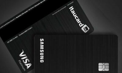 Samsung Itaucard: Veja como solicitar o novo cartão com zero anuidade