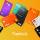 Cartões de bancos digitais