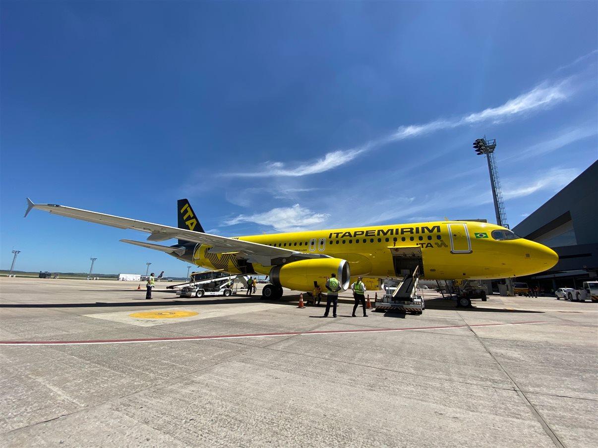 Nova companhia aérea, Itapemirim dá 40% de desconto em passagens