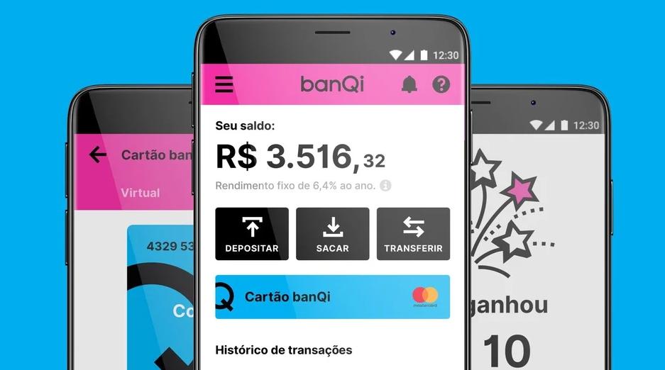 Banco BanQi oferta empréstimo para negativados