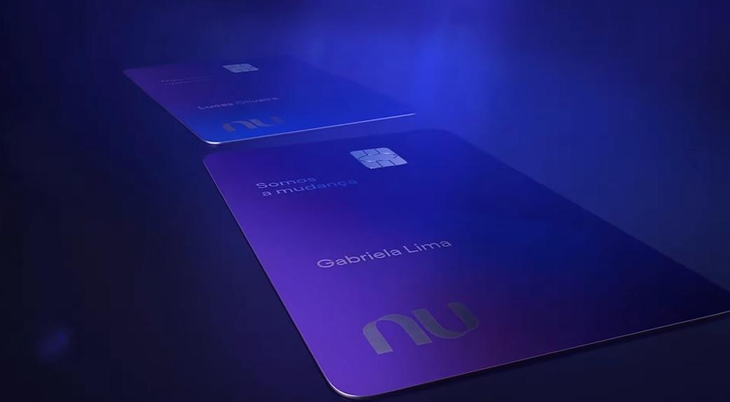 Novo cartão Ultravioleta da Nubank