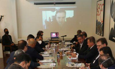 Celso Sabino (PSDB-PA), relator da reforma do Imposto de Renda, entregou aos líderes do Congresso