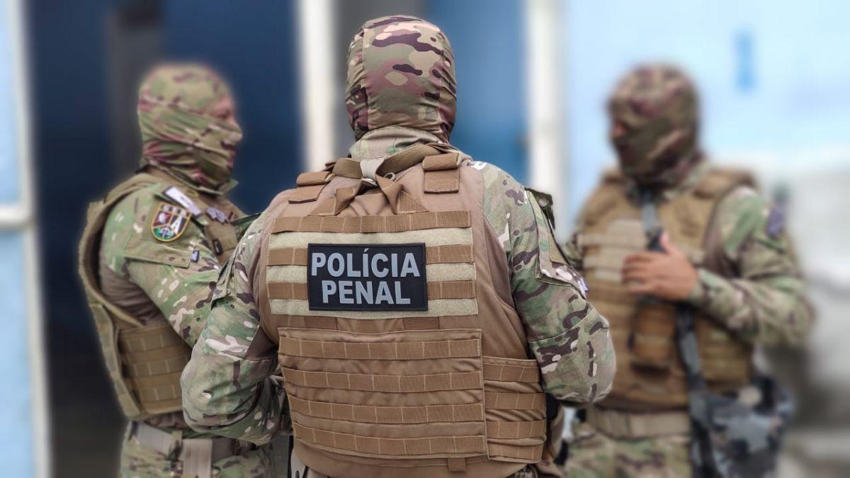 Concurso Polícia Penal MG
