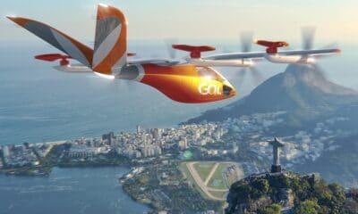 Carro voador elétrico Gol