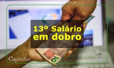 13 salario em dobro