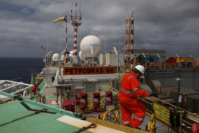 Petrobras anuncia construção da 7ª plataforma a ser usada no pré-sal